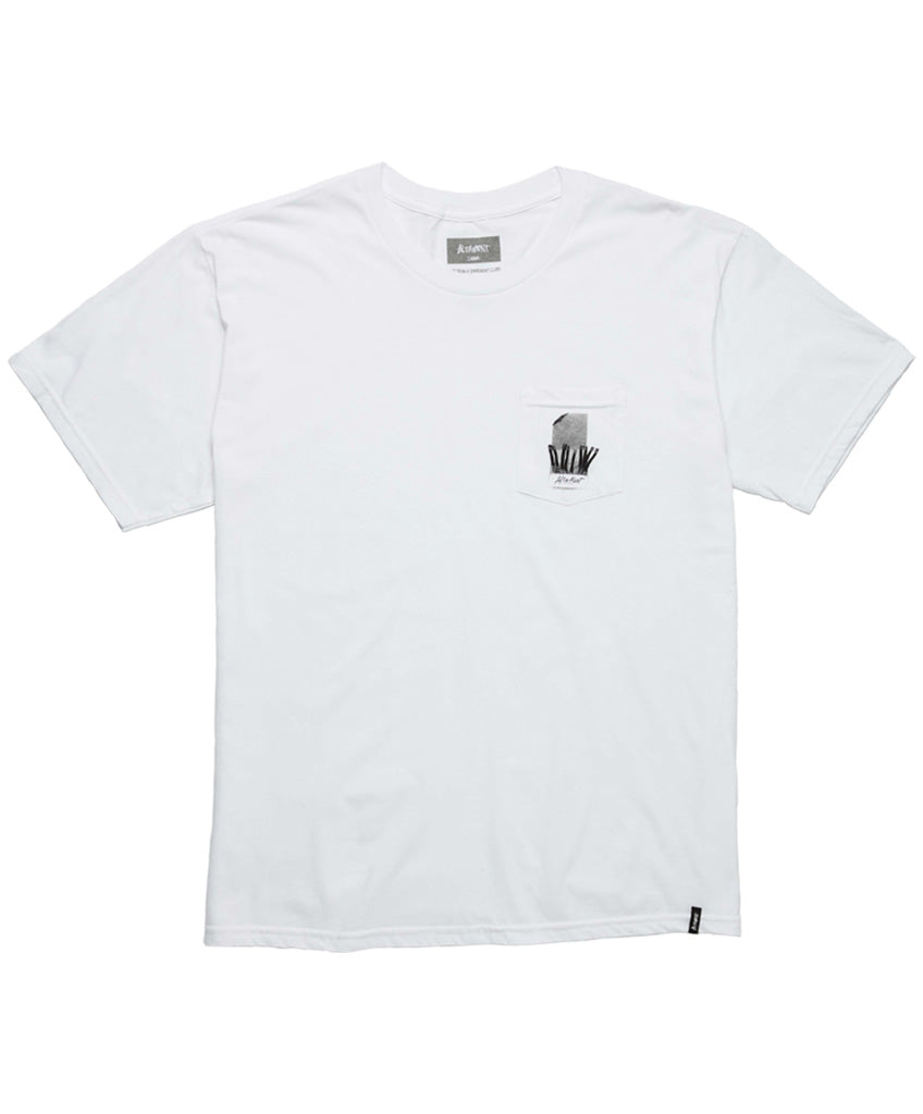 MATCHES POCKET TEE