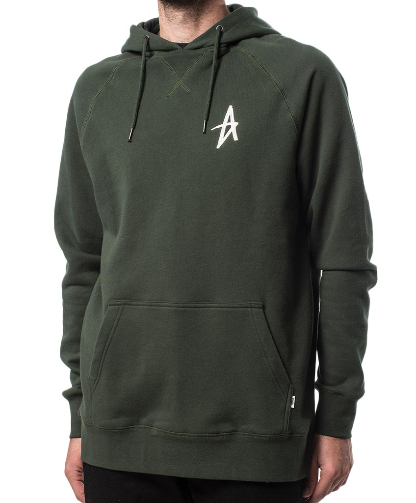 A PULLOVER HOODIE