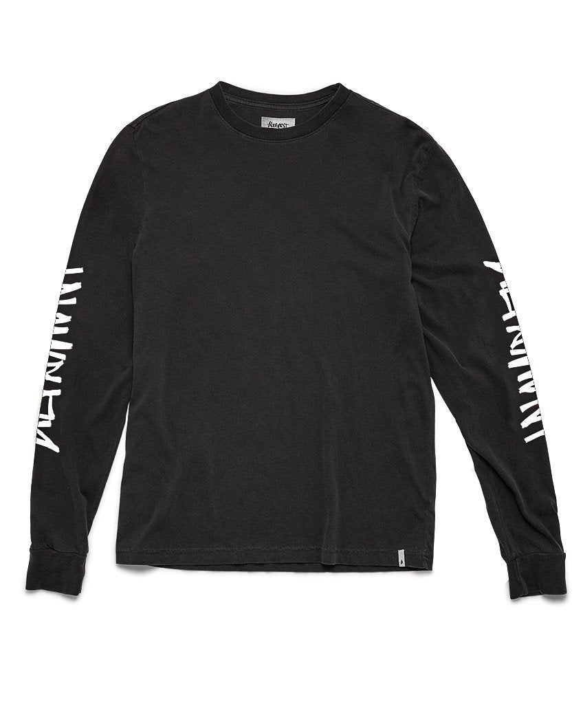 ONE LINER L/S TEE