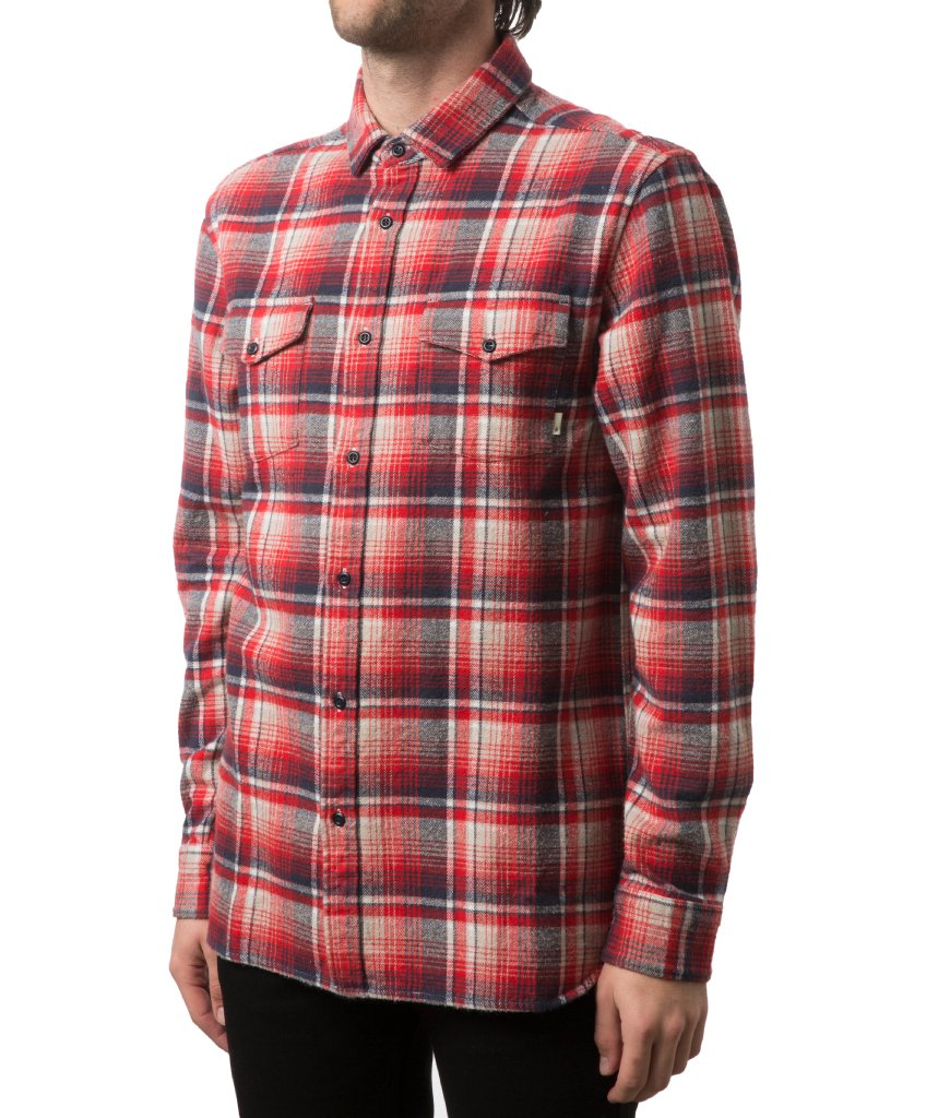 GARTH FLANNEL