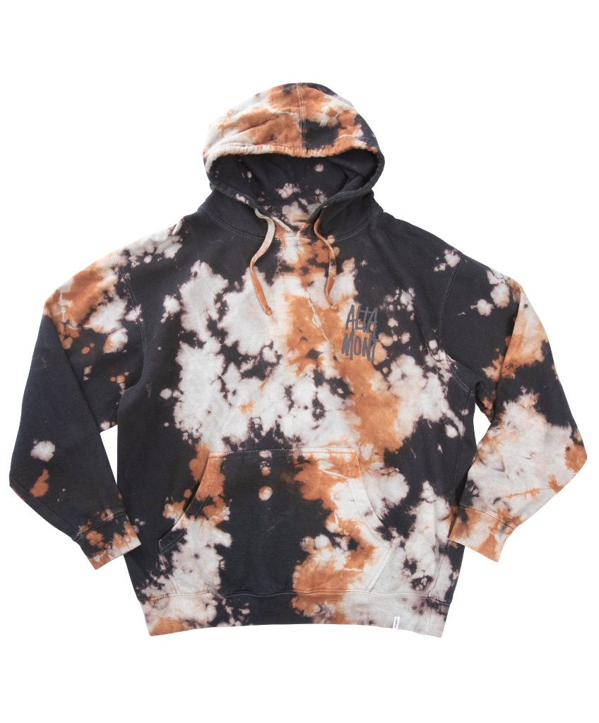 DARK NIGHT WASH HOODIE