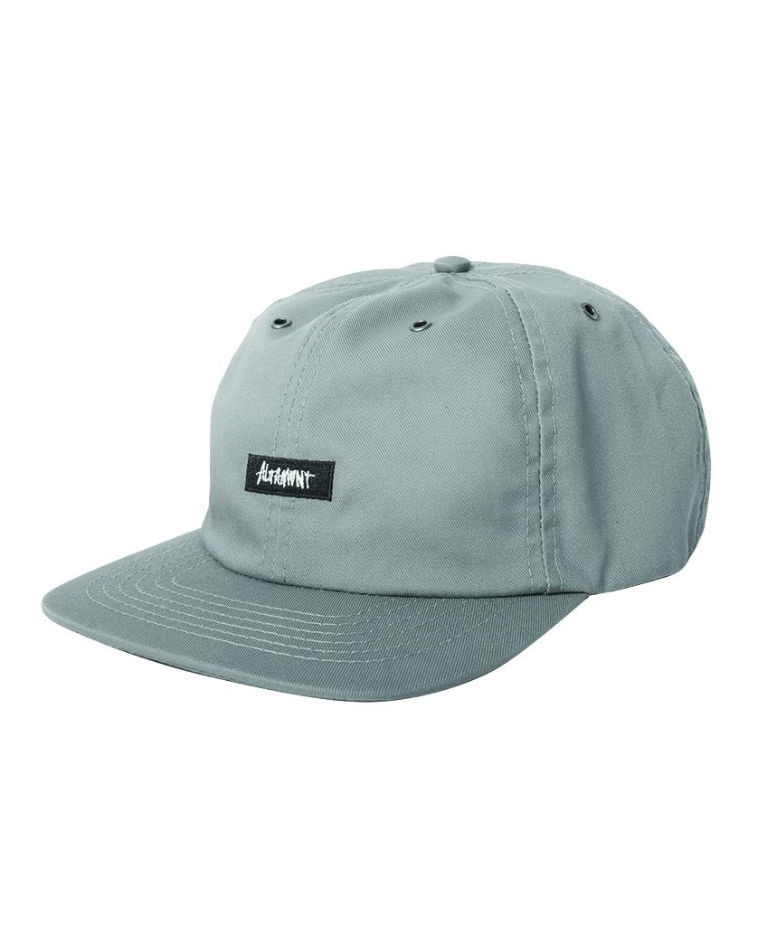 ONE LINER BOX STRAPBACK HAT