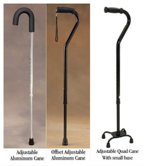 Adjustable All Terrain Cane