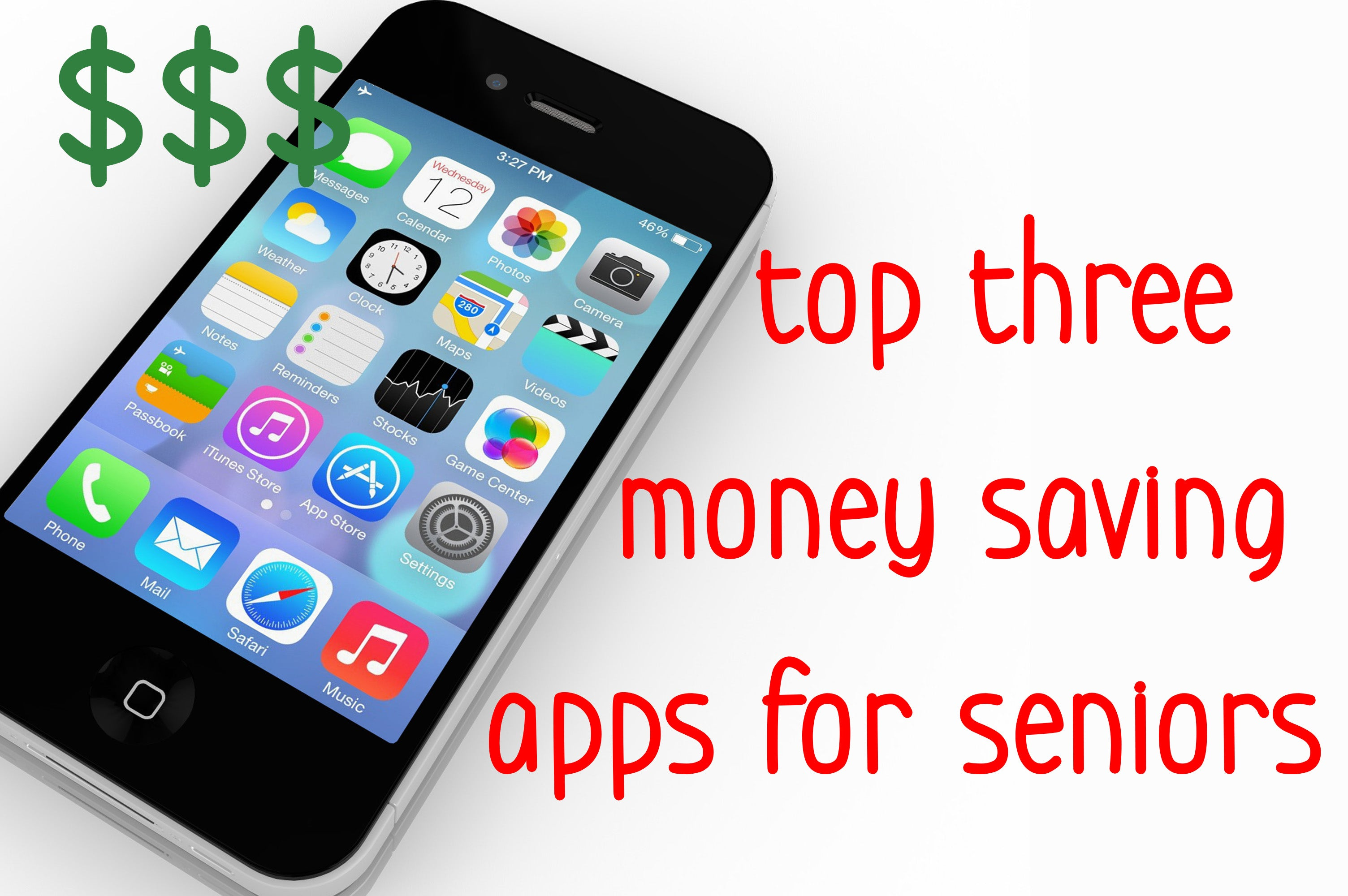 Best 3 Money Saving Apps for Seniors