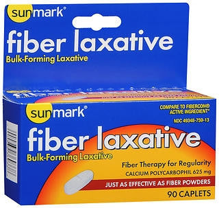 Sunmark® Laxative 625 mg Capsule 90/bottle