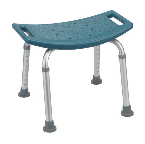 Teal Bathroom Safety Shower Tub Bench Chair