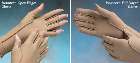 Isotoner Full Finger Gloves, XS