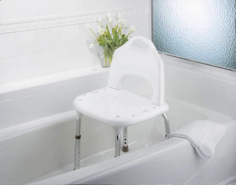 Tool-Free Shower Chair