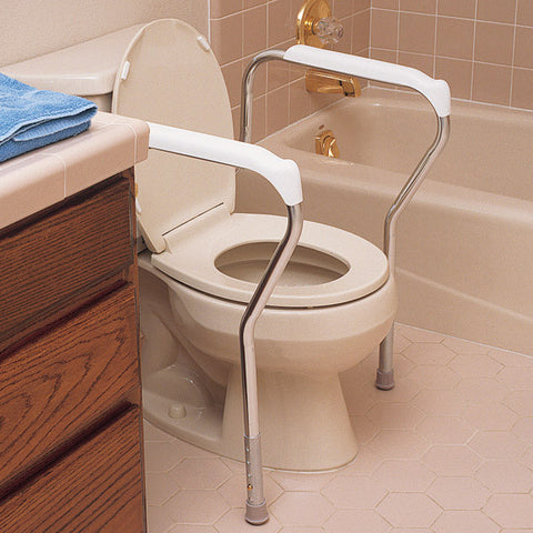 Bathroom Safety - Toilet Safety Frames – Professional Medical