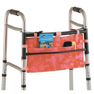 Nova Bag for Folding Walker- Aloha Pink