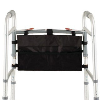 Nova Bag for Folding Walker- Black