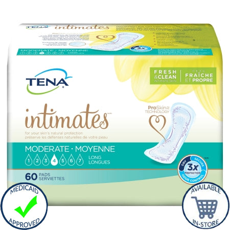 TENA® Intimates™ Moderate Long Bladder Control Pad (54375)