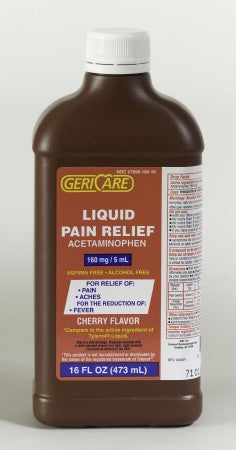 McKesson Brand Pain Relief Liquid 16 oz.
