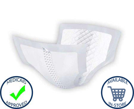 Incontinence Liner Dignity® 15.4 Inch Length Light Absorbency Polymer Unisex Disposable