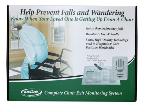 "TL-2100B with PPC-WI - 10""x15"" - 1 year chair pad - in retail packaging with batteries included"