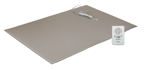 "TL-2100B with FM-05 - 24""x36"" (gray) floor mat with breakaway cord - 1 year warranty"