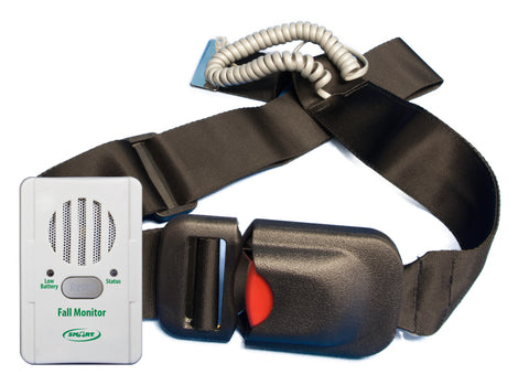 "TL-2100B with TL-2109 - Antimicrobial Easy Release Seat Belt (adjustable belt: 20"" to 54"") - 1 year warranty"