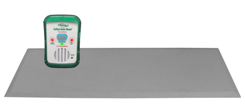 "TL-2100S with LM-01 - 24""x71""x1"" Weight Sensing Impact Landing Mat with beveled edge and breakaway cord - 1 year warranty"