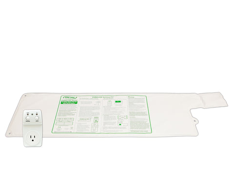 "Smart Outlet with GBT-SMSRI - 10""x30"" CordLess® - 1 year bed pad"