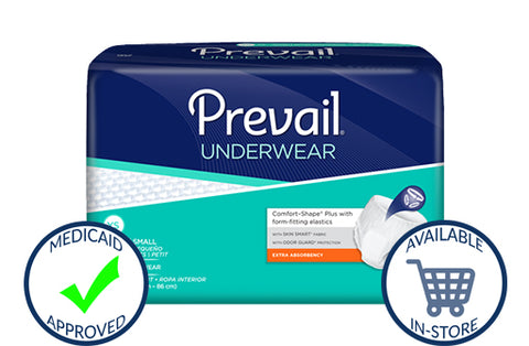 Prevail® Extra Absorbency Pull Up Underwear