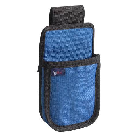 AgeWise Walker Rollator Phone Case, Blue