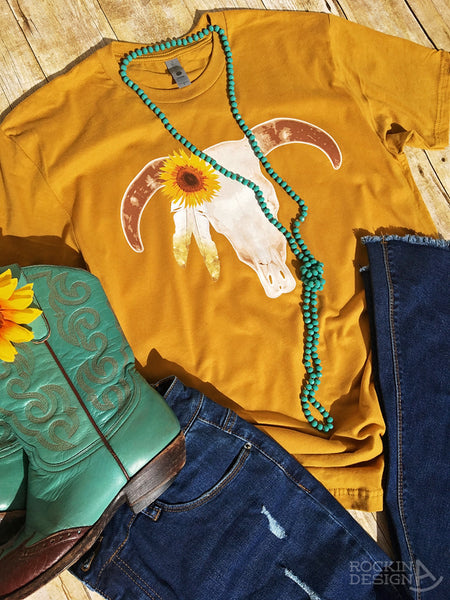 You Had Me At Turquoise tee