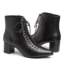 The Jane Boot - Black