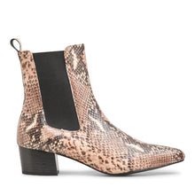 The Mercer Boot - Snakeskin