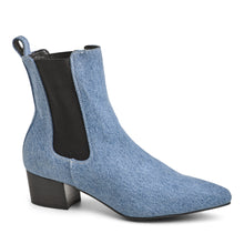 The Mercer Boot - Denim