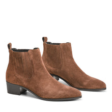 The Bleeker Boot - Chocolate Brown