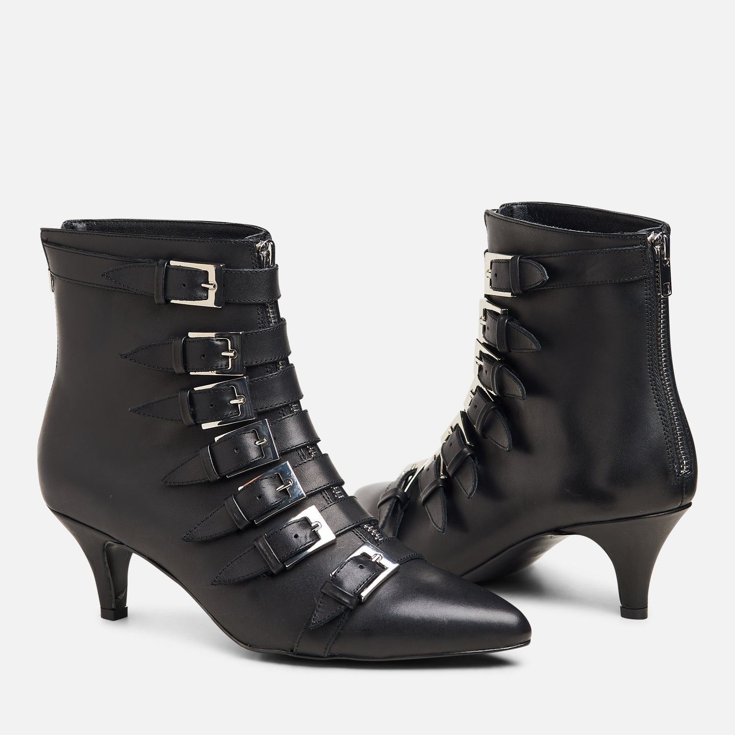 The Wooster Boot - Black