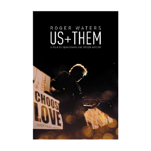 Us+Them Choose Love Poster