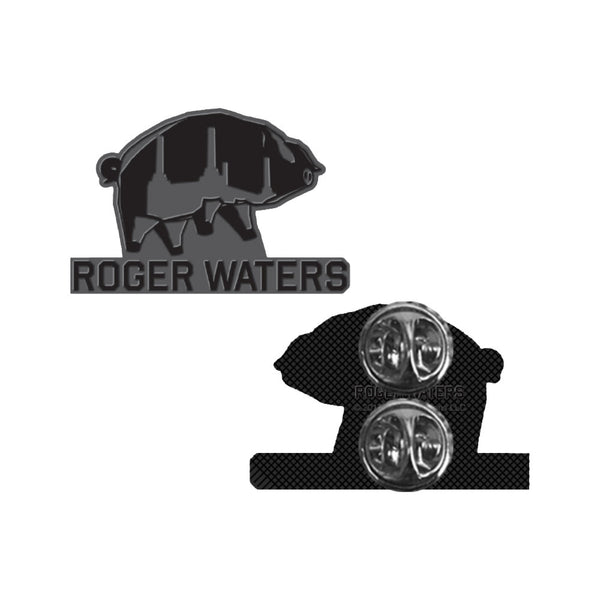 Roger Waters Pig Enamel Pin
