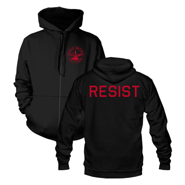 Resist Us + Them Tour Zip Hoodie