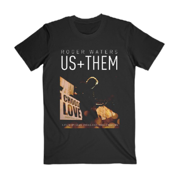 Us+Them Choose Love Tee