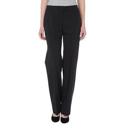 ESCADA dress pants trousers 34 $575 designer runway career stretch slacks-Pants-ESCADA-34-Black-Jenifers Designer Closet