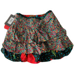 CATIMINI Girls 6/116 Floral Bubble Skirt and Shirt Outfit Set France-Clothing, Shoes & Accessories:Kids:Girls:Girls' Clothing (Sizes 4 & Up):Outfits & Sets-Catimini-Jenifers Designer Closet