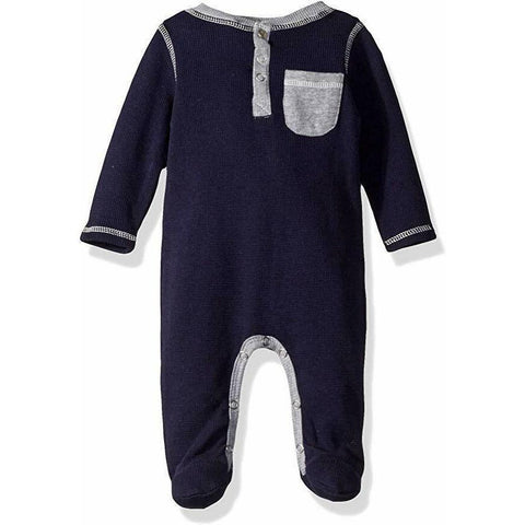 7 For All Mankind 3-6 mo infant baby onesie footie footed outfit snap gift-Clothing, Shoes & Accessories:Baby:Baby & Toddler Clothing:Outfits & Sets-7 For All Mankind-Jenifers Designer Closet