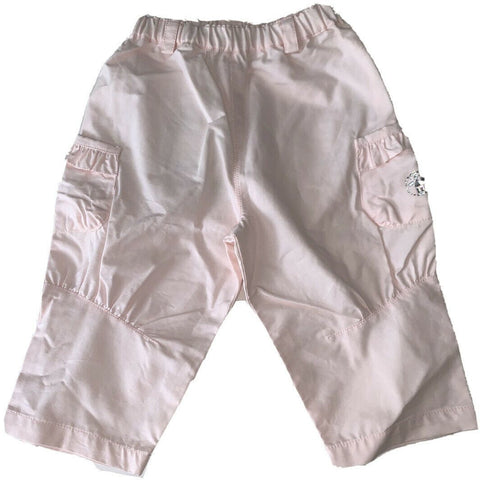 Les Bebe's De Floriane 12 MOS.1 Year Baby Girls Pants France Pink Rhinestone-Clothing, Shoes & Accessories:Baby:Baby & Toddler Clothing:Bottoms-Les Bebes-Jenifers Designer Closet