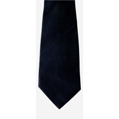 EMPORIO ARMANI men's suit necktie tie dark navy blue Cravatte Jacquard sharp-Clothing, Shoes & Accessories:Men's Accessories:Ties-Emporio Armani-OS-Navy-Male-Jenifers Designer Closet