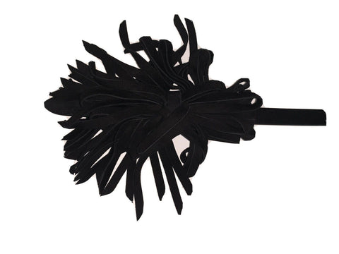 Valentino fringed belt