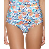 HELEN JON XS Convertible Retro Tankini 2 piece swimsuit $211 Pacific Rim-Clothing, Shoes & Accessories:Women's Clothing:Swimwear-Helen Jon-XS-Multi-Jenifers Designer Closet