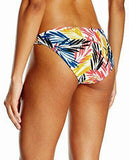 SHOSHANNA P XS bikini swimsuit bottoms palm multi-color - Jenifers Designer Closet