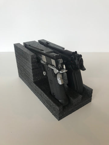 KNIGHT GUN-HOLDER 2