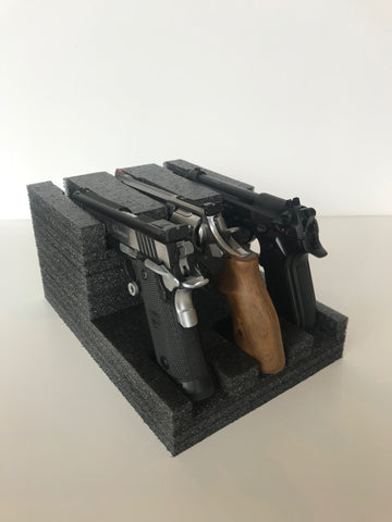 KNIGHT GUN-HOLDER 3