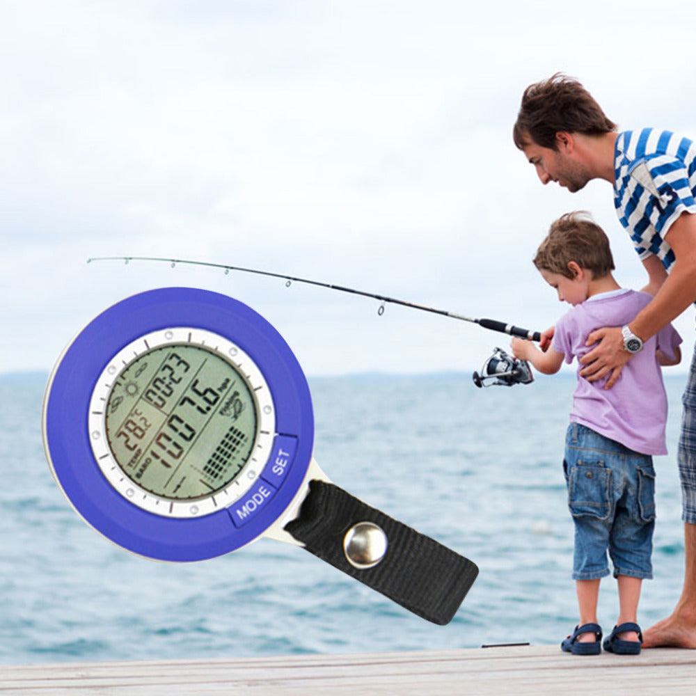 Outdoor Fishing - Barometer, Altimeter, & Thermometer