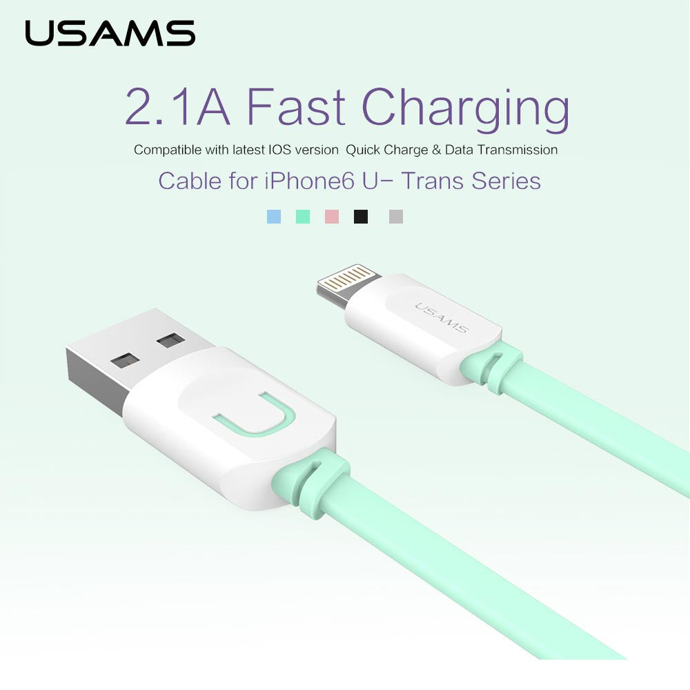 ColorFull and Durable Lightning Usb cable