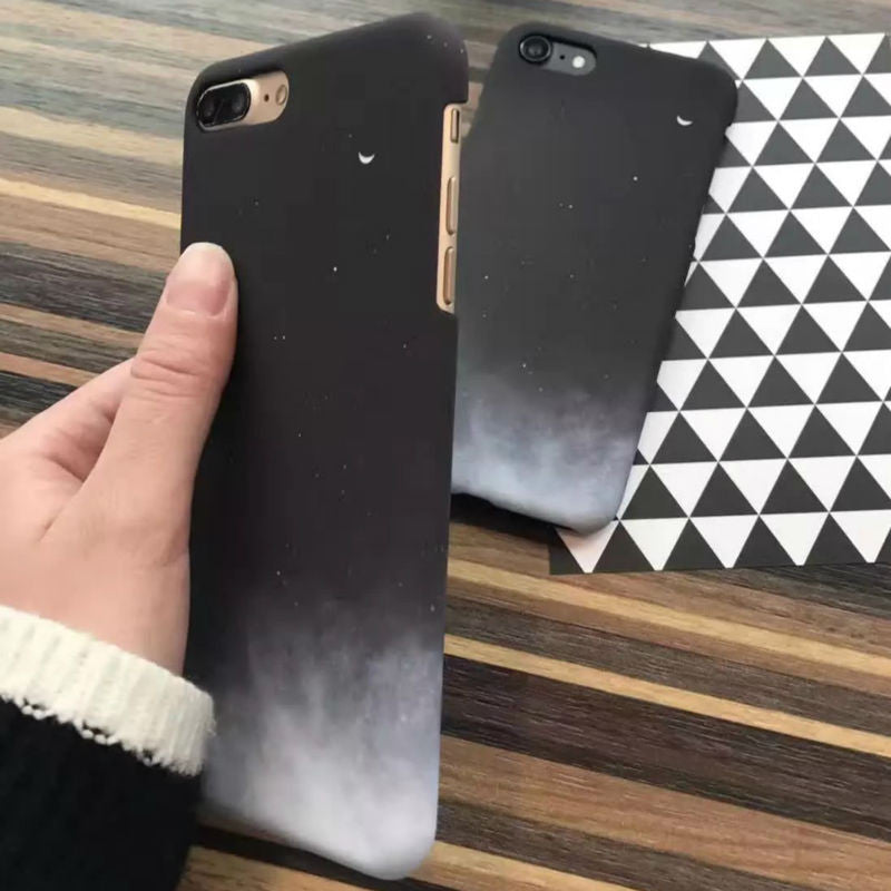 Lovely Moon Printed Case