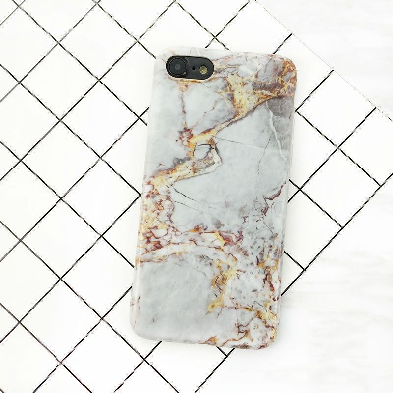Comfortable and well fitting Marble Phone Case