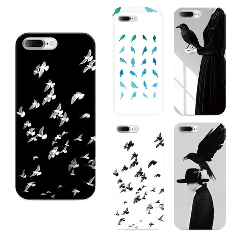 Bird painting Case, Slim Softcover